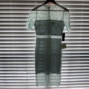 Lace Dress, Lulus Remararkable Light Mint Blue